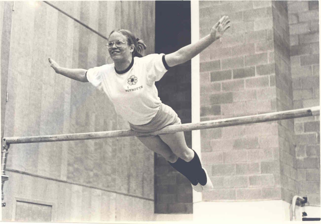 Women's Gymnastic Candid